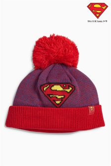 Superman® Beanie (Older Boys)