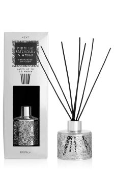 Midnight Patchouli And Amber 100ml Diffuser