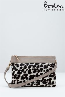 Boden Small Pony Clutch Bag