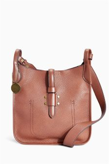 Stud Detail Saddle Bag