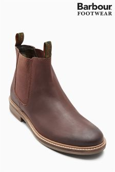 Barbour® Tan Farsley Chelsea Boot