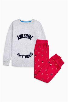 Awesome Print Pyjamas (3-16yrs)