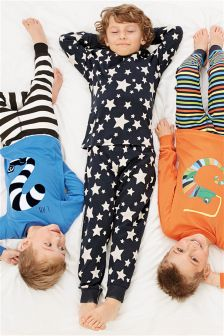 Star Snuggle Pyjamas (2-12yrs)