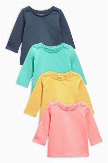T-Shirts Four Pack (3mths-6yrs)