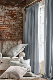 Soft Tonal Multi-Way Curtains