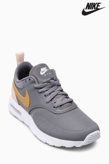Nike Grey/Gold Air Max Vision