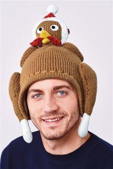 Christmas Turkey Hat