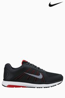 Nike Run Black/University Red Dart 12