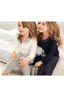 Legging Pyjamas Two Pack (9mths-8yrs)
