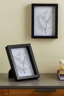 "2 Pack Gallery 6x4"" Frames"