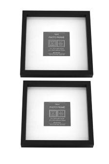 """Set Of 2 4 x 4"""" Frames"""