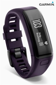 Garmin Purple Vivosmart HR Activity Tracker Watch