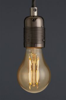4W ES LED Retro GLS Bulb