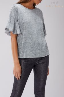 Coast Grey Tess Tee