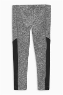 Two Tone Sporty Leggings (3-16yrs)