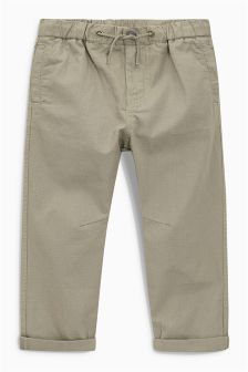 Drop Crotch Joggers (3-16yrs)