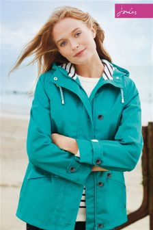 Joules Coast Emerald Waterproof Jacket