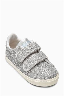 Glitter Trainers (Younger Girls)