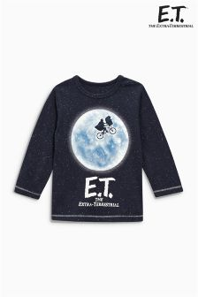 Long Sleeve E.T. T-Shirt (3mths-6yrs)