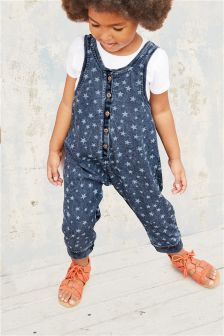 Star Playsuit (3mths-6yrs)
