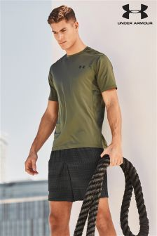 Under Armour Gym Downtown Green Raid T-Shirt