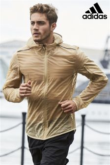 adidas Run Khaki DNA TKO Jacket