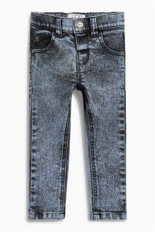Mineral Acid Wash Jeans (3mths-6yrs)