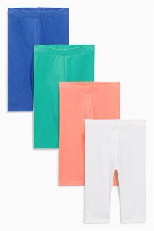 Cropped Leggings Four Pack (12mths-6yrs)