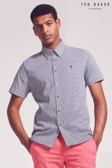 Ted Baker Munkee Short Sleeve Shirt