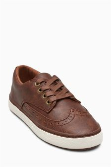 Casual Brogues (Older Boys)