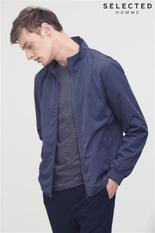 Selected Homme Navy Lightweight Jacket