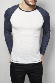 Long Sleeve Raglan T-Shirt