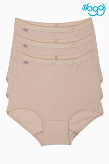 Sloggi Maxi Knickers Three Pack