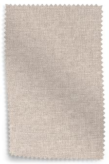Tweedy Blend Oyster Upholstery Fabric Sample