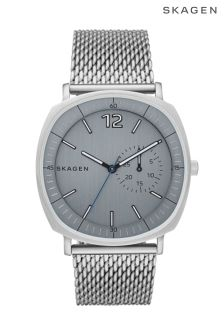 Skagen® Rungsted Mesh Strap Watch