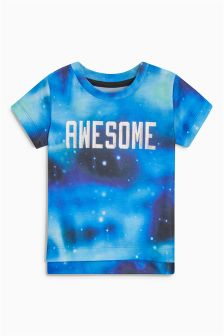 'Awesome' T-Shirt (3mths-6yrs)