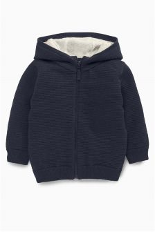 Zip Through Hoody (3mths-6yrs)