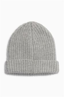 Rib Beanie (Older Girls)