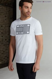 Tommy Hilfiger White Norman T-Shirt