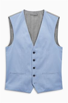Shop our range of waistcoats for men, whether you're after a simple black or grey waistcoat, for a casual or smart look, we offer Free Delivery on orders ovre £