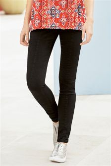 Sporty Denim Leggings