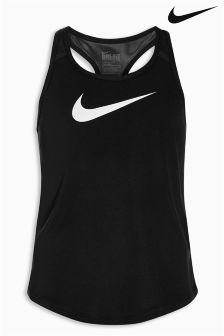 Nike Black Training Tank