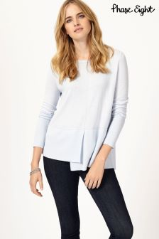 Phase Eight Felicity Step Hem Knit