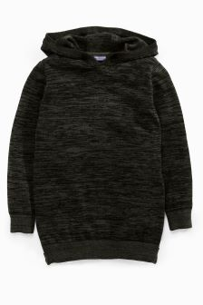 Long Sleeve Overhead Hoody (3-16yrs)