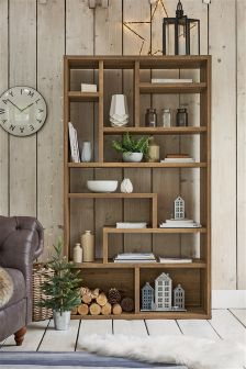 Bronx Tall Shelving Unit