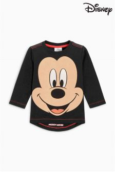 Long Sleeve Micky Mouse™ T-Shirt (3mths-6yrs)