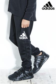 adidas Little Kids Black Essential Jogger