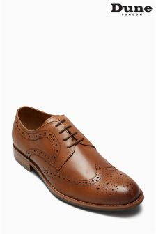 Dune Radcliffe Wingcap Derby Brogue