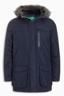 Parka Jacket (3-16yrs)