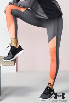 Under Armour Heatgear Armour Colourblock Ankle Crop
